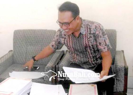 Nusabali.com - disdikpora-distribusikan-blangko-ijazah-sd