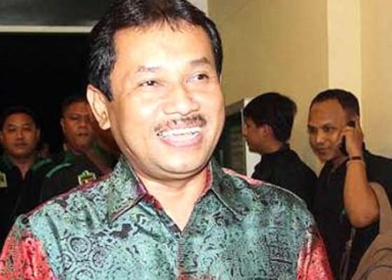 Nusabali.com - eks-bupati-bogor-tersangka-lagi