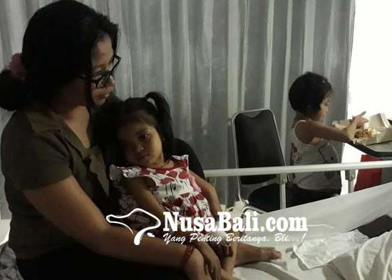 Nusabali.com - si-sulung-didiagnosa-kista-hati-adiknya-alami-pembengkakan-limfa