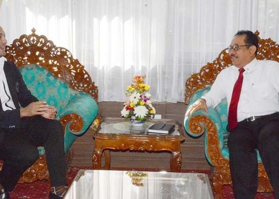 Nusabali.com - wagub-cok-ace-sebut-hubungan-bali-dan-china-tak-semata-bisnis