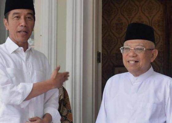 Nusabali.com - jokowi-maruf-sah-jadi-pemenang