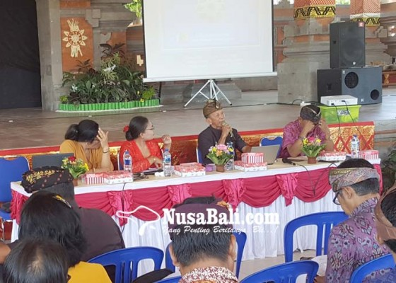 Nusabali.com - buktikan-sistem-wariga-kalender-bali-secara-ilmiah