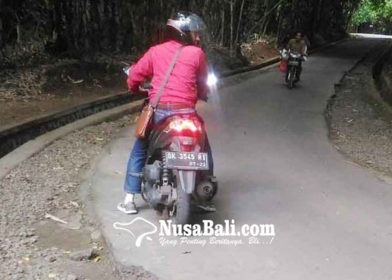 Nusabali.com - warga-penglipuran-harapkan-pelebaran-jalan
