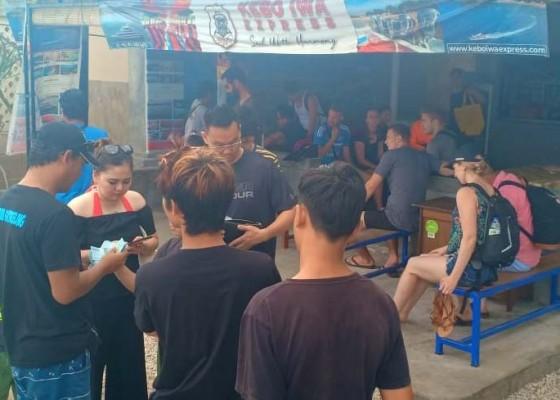 Nusabali.com - sehari-rp-52-juta-masuk-dari-pungutan-turis