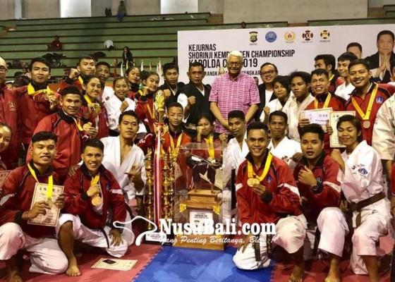 Nusabali.com - badung-juara-kejurnas-kempo