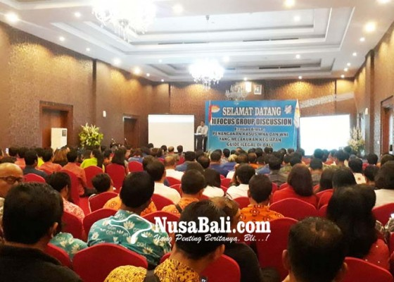 Nusabali.com - banyak-wna-rusia-jadi-guide-illegal-di-bali