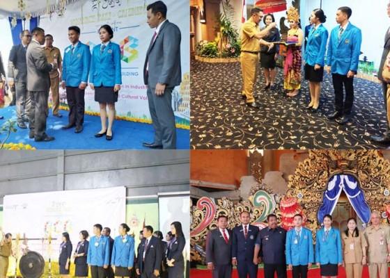 Nusabali.com - kegiatan-bright-character-building-monarch-bali-tahun-akademik-20182019