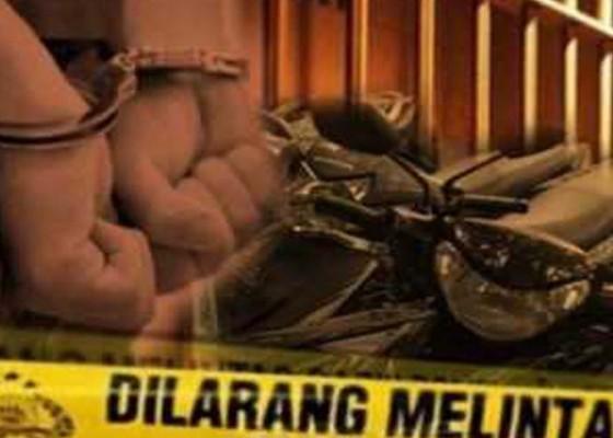 Nusabali.com - polsek-ubud-ringkus-pencuri-sepeda-motor