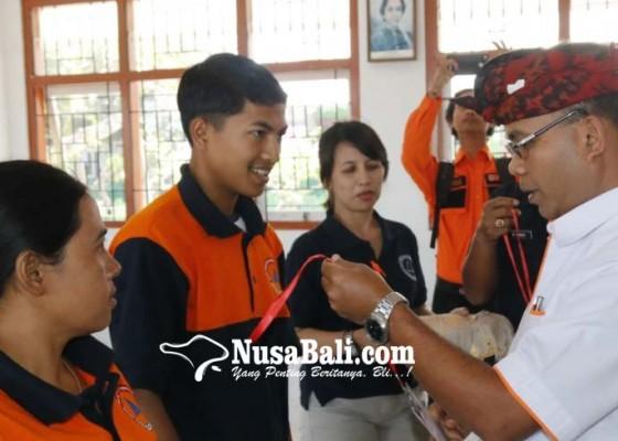 Nusabali.com - bpbd-gelar-pelatihan-desa-tangguh-bencana