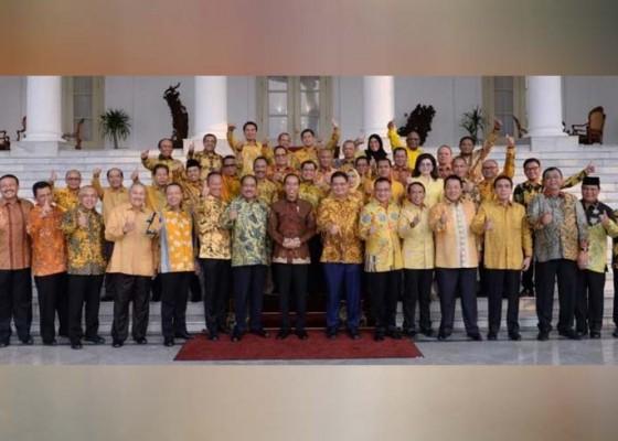 Nusabali.com - airlangga-kunci-jadwal-konsolidasi