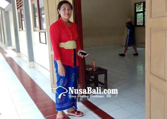 Nusabali.com - smpn-3-payangan-krisis-siswa