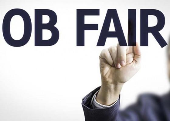 Nusabali.com - job-fair-sediakan-1001-lowongan