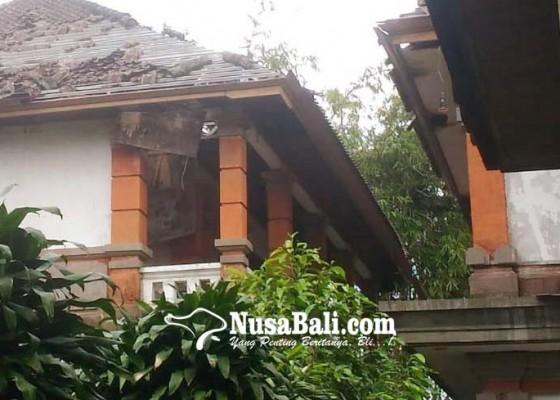 Nusabali.com - terdampak-gempa-gedung-blk-rusak