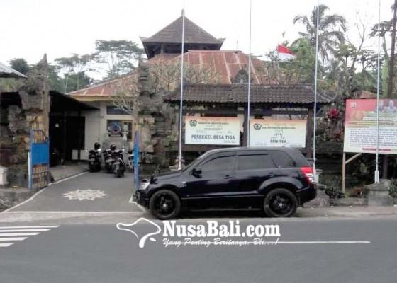 Nusabali.com - kantor-desa-tiga-kurang-representatif