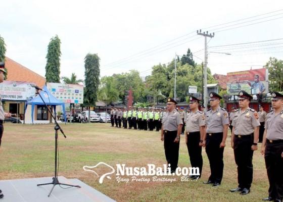 Nusabali.com - 45-personel-polres-buleleng-naik-pangkat