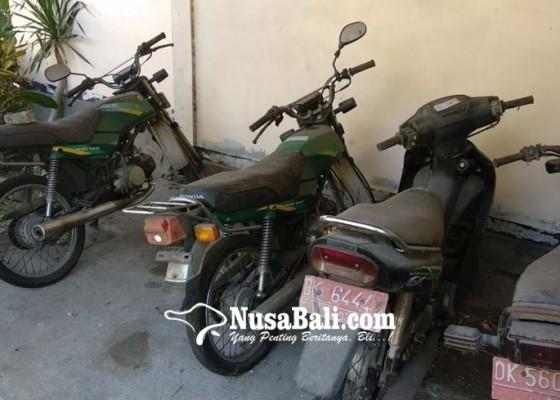 Nusabali.com - 22-motor-dinas-rusak-berat-dilelang