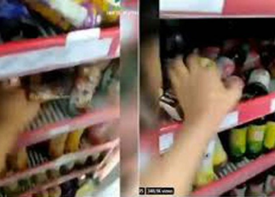 Nusabali.com - 7-mahasiswi-acak-acak-minimarket