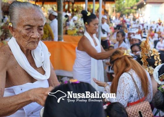 Nusabali.com - tak-pernah-sakit-usai-ditetapkan-jadi-de-mangku-seumur-hidup-layani-umat