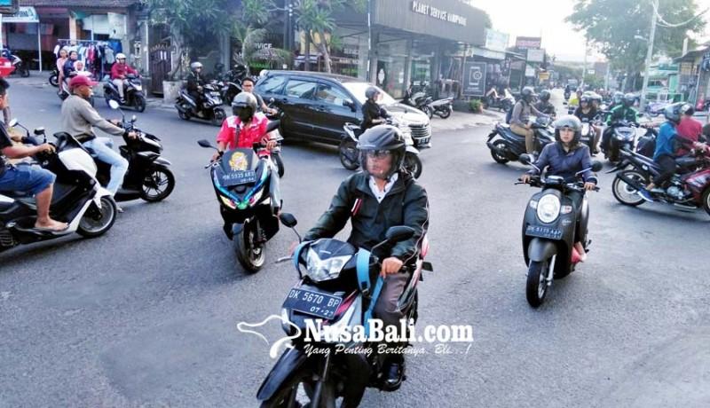 www.nusabali.com-krodit-simpang-taman-pancing-akan-dipasang-road-barrier