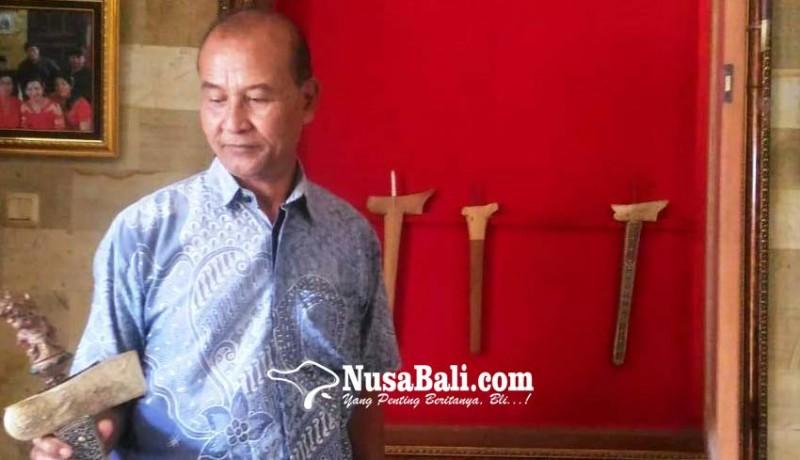 www.nusabali.com-perajin-keris-asal-banjar-pande-meninggal