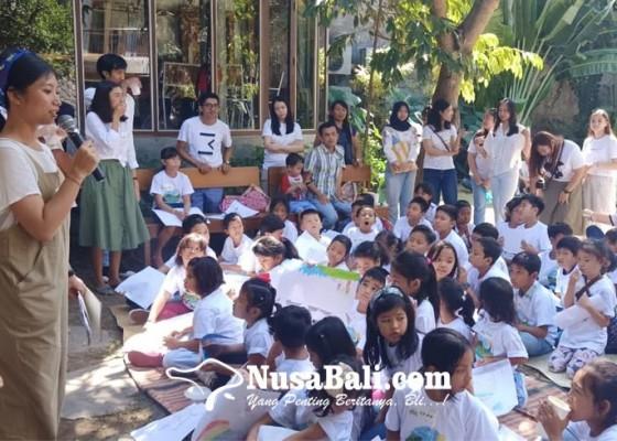 Nusabali.com - isi-liburan-sekolah-dengan-belajar-arsitektur-di-acara-architecture-for-kids-2019