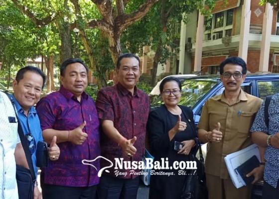 Nusabali.com - komisi-iv-temui-gubernur-bali