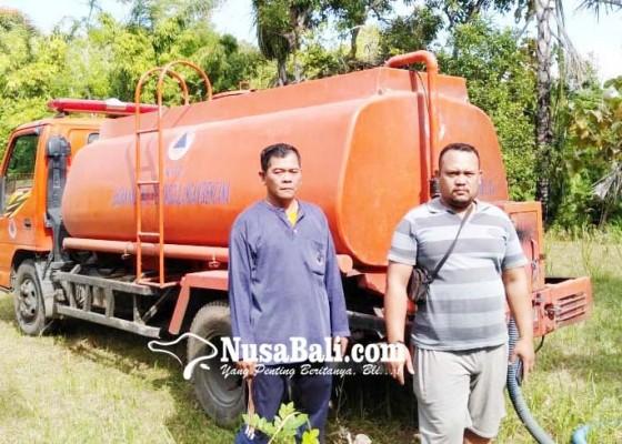 Nusabali.com - bpbd-mulai-distribusikan-air-bersih