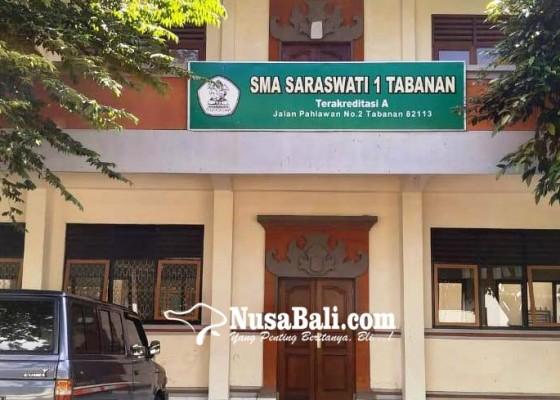 Nusabali.com - sma-saraswati-masih-kekurangan-murid