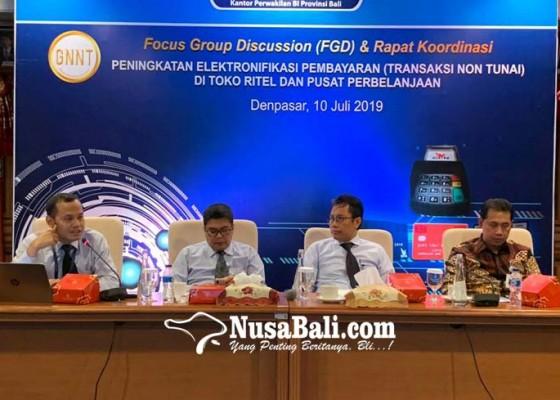Nusabali.com - transaksi-non-tunai-kian-digemari