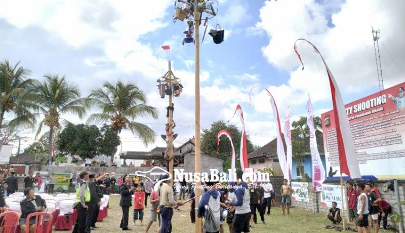 www.nusabali.com-hut-bhayangkara-polres-tabanan-gelar-pesta-rakyat