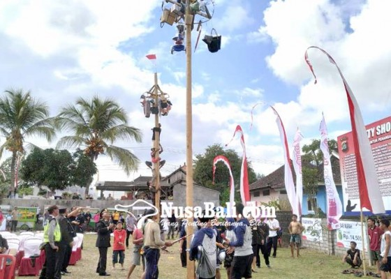 Nusabali.com - hut-bhayangkara-polres-tabanan-gelar-pesta-rakyat