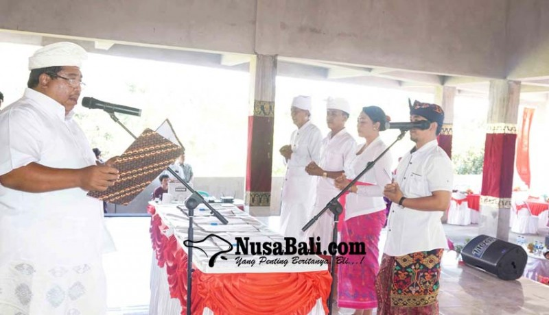 www.nusabali.com-bupati-lantik-bpd-secara-marathon