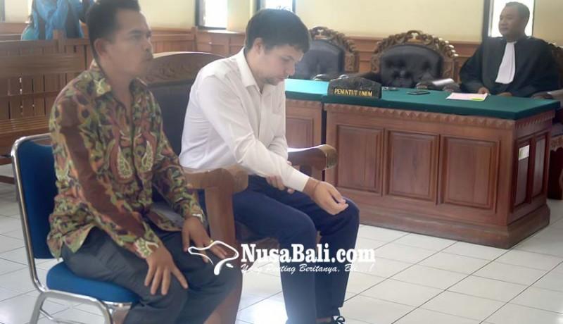 www.nusabali.com-apes-dituntut-6-bulan-divonis-1-tahun