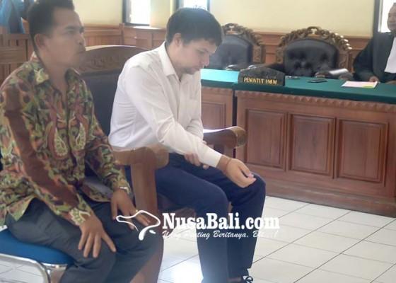 Nusabali.com - apes-dituntut-6-bulan-divonis-1-tahun