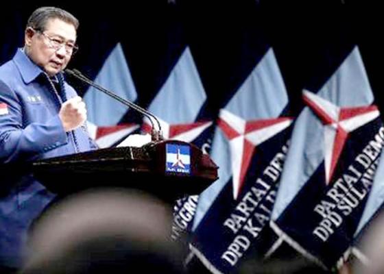 Nusabali.com - sby-kumpulkan-ketua-dpd-demokrat-se-indonesia