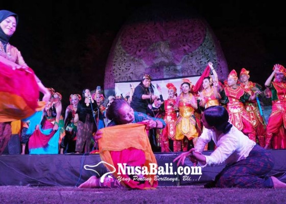 Nusabali.com - 45-pelajar-nusantara-belajar-seni-selama-14-hari-di-bali