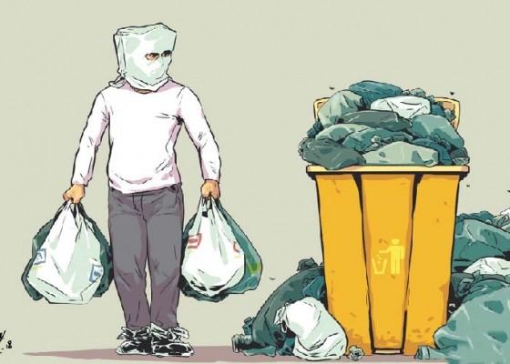 Nusabali.com - siswa-dan-pegawai-wajib-bawa-sampah