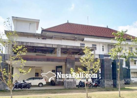 Nusabali.com - pembangunan-gedung-e-senilai-rp-20-m-masuk-tender