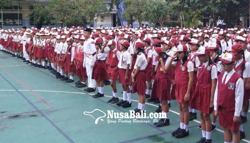 www.nusabali.com-9557-siswa-ikuti-mpls-smp-di-badung