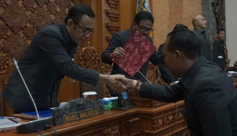 www.nusabali.com-dewan-kota-setujui-lima-ranperda-pemkot-denpasar