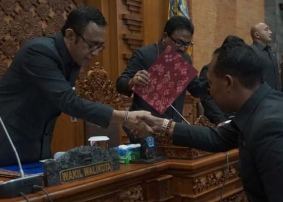 Nusabali.com - dewan-kota-setujui-lima-ranperda-pemkot-denpasar