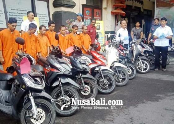 Nusabali.com - operasi-pekat-11-tersangka-diringkus-1-ditembak