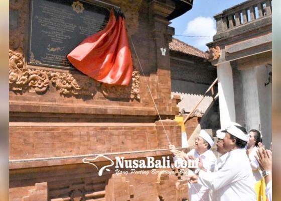 Nusabali.com - direnovasi-karena-gempa-diplaspas-disambut-gempa