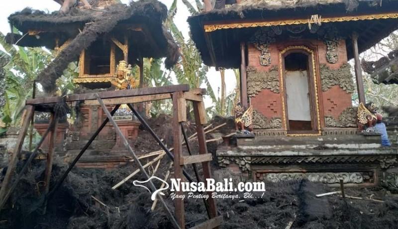 www.nusabali.com-gara-gara-ilalang-pura-panti-pasek-gegel-terbakar