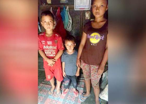 Nusabali.com - tiga-yatim-piatu-terancam-putus-sekolah