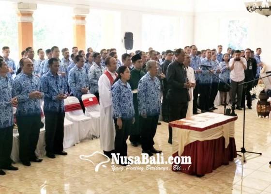 Nusabali.com - tiga-jabatan-eselon-iib-kembali-dilelang