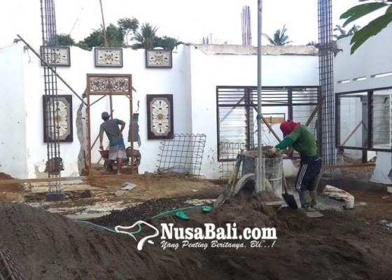 Nusabali.com - belega-rombak-total-kantor-perbekel