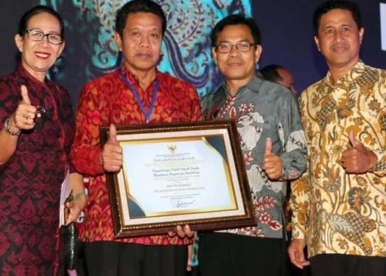 Nusabali.com - bali-terima-penghargaan-inovasi-pelayanan-publik-melalui-program-sipadu