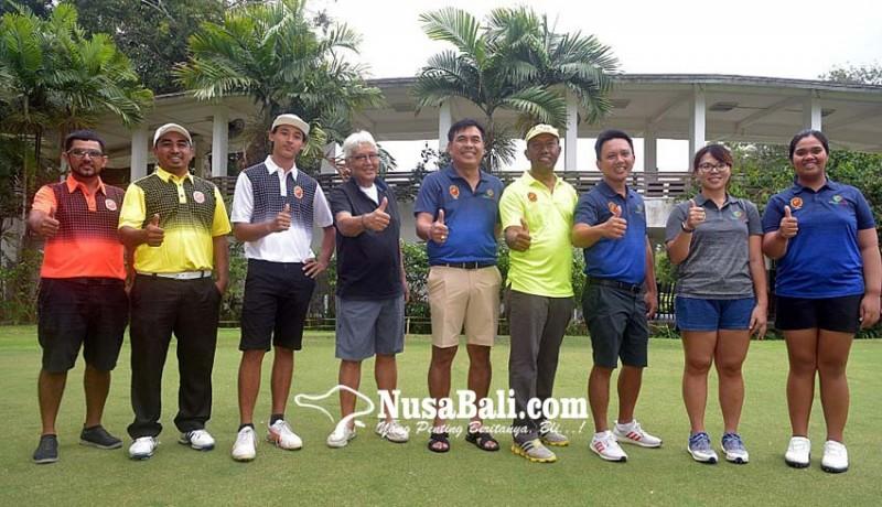 www.nusabali.com-bali-targetkan-7-pegolf-ke-pon-papua