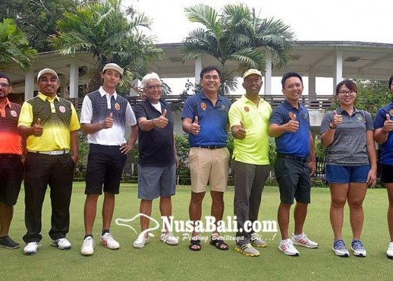 Nusabali.com - bali-targetkan-7-pegolf-ke-pon-papua